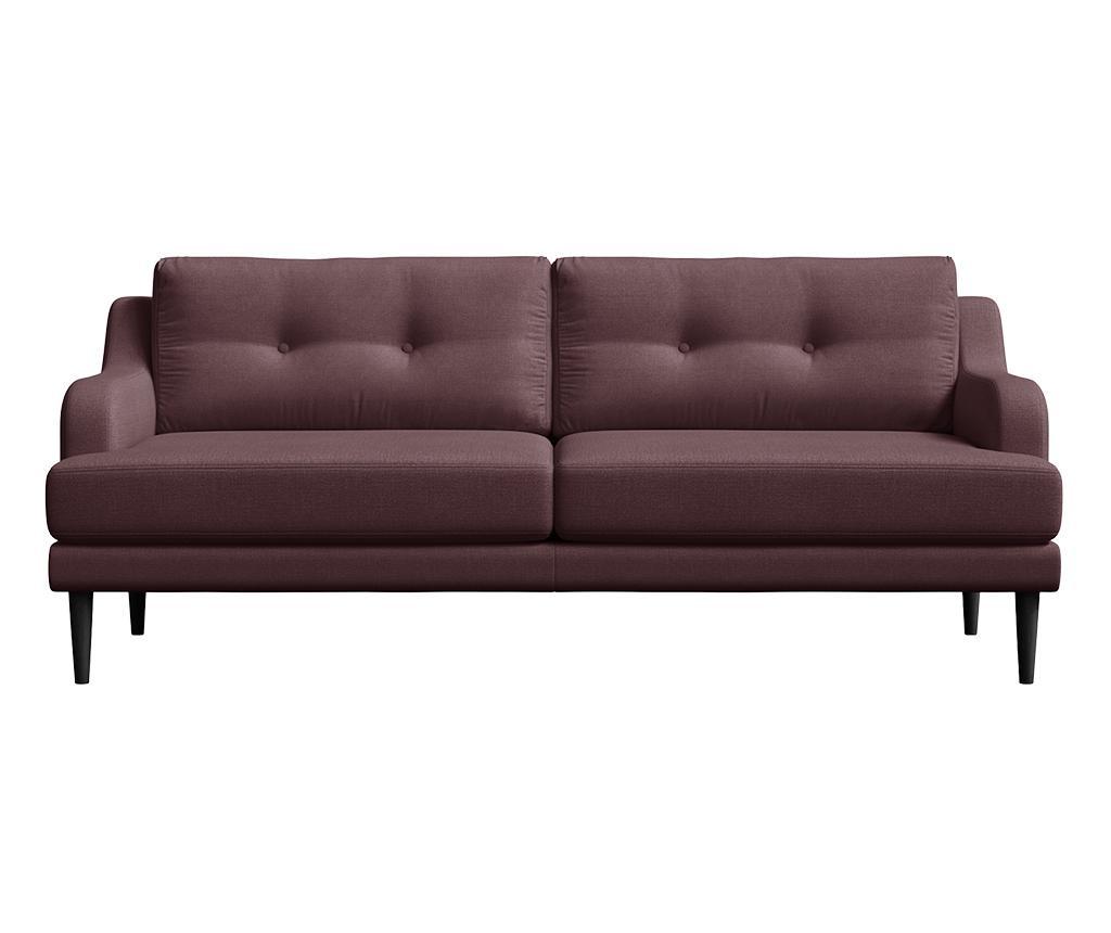 Gaby Plum Háromszemélyes kanapé