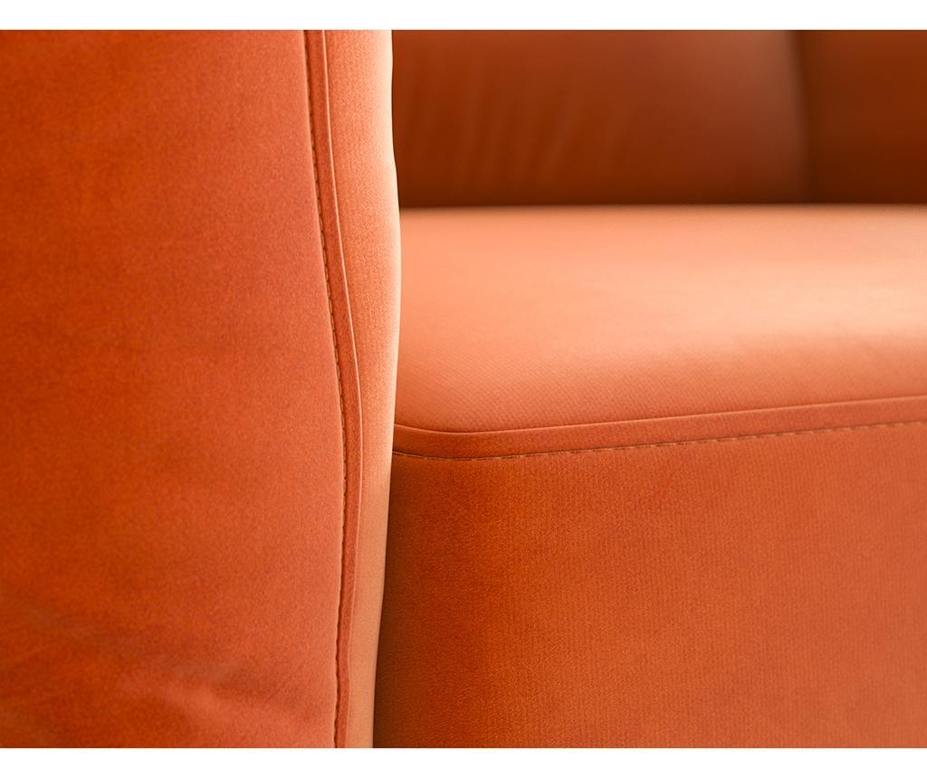 Bree Pumpkin Háromszemélyes kanapé