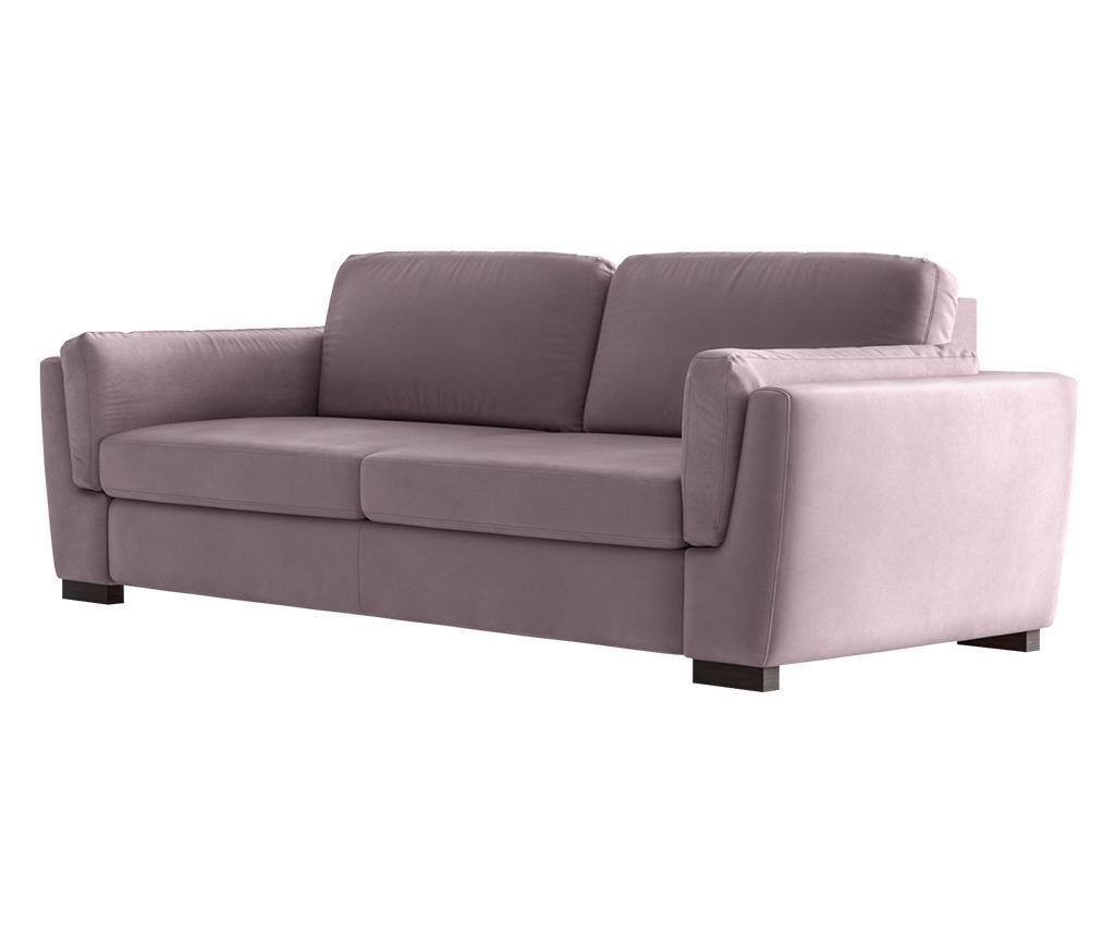 Bree Lilac Háromszemélyes kanapé
