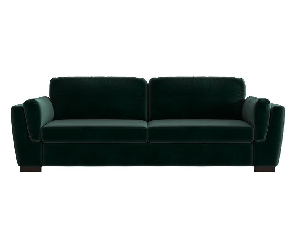 Bree Green Háromszemélyes kanapé