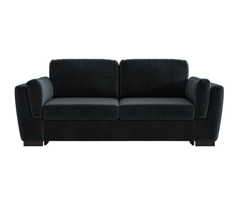 Bree Anthracite Kétszemélyes kihúzható  kanapé