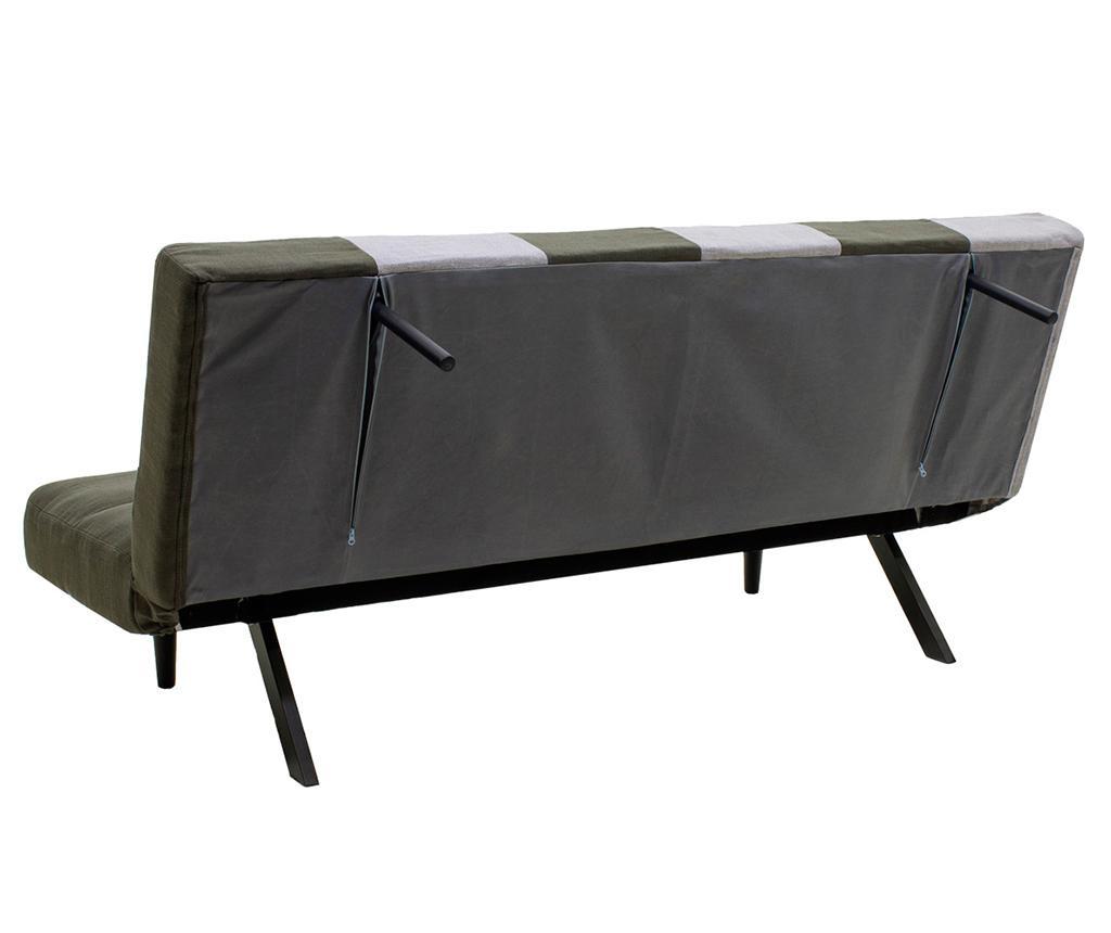 Kauč na razvlačenje Freddo Grey