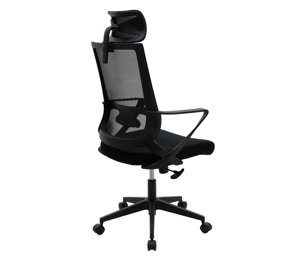 Scaun de birou Office Black