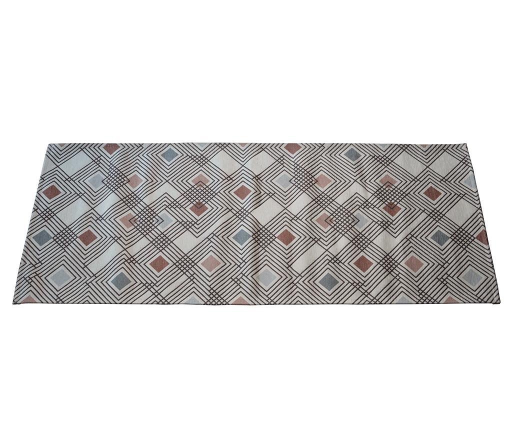 Preproga Diamond Multi 60x140 cm