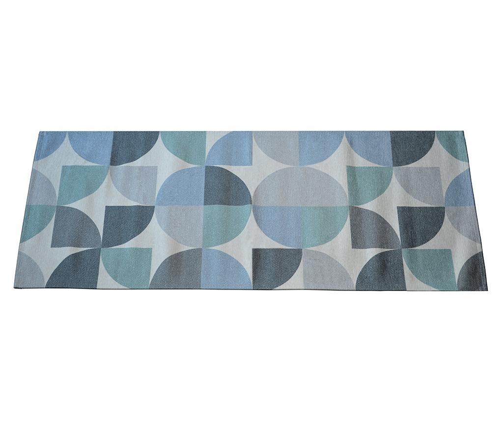 Preproga Seventy Blue 60x190 cm