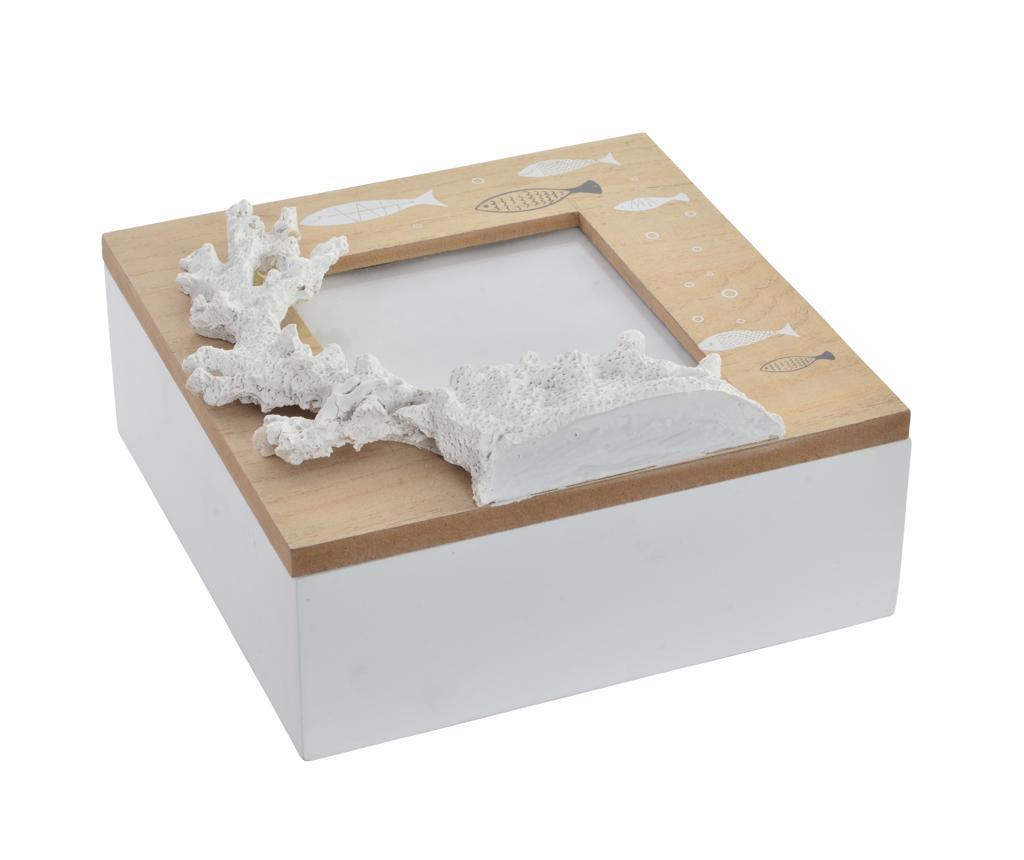 Dekorativna škatla s pokrovom Haley