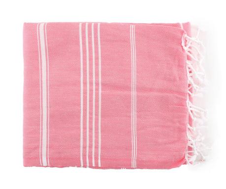 Plážová osuška Fouta Sultan Pink 100x180 cm