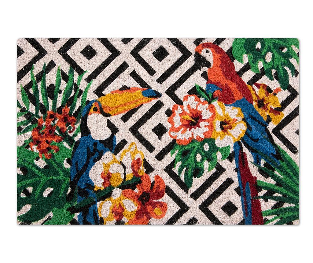 Tropical Lábtörlő szőnyeg 40x60 cm