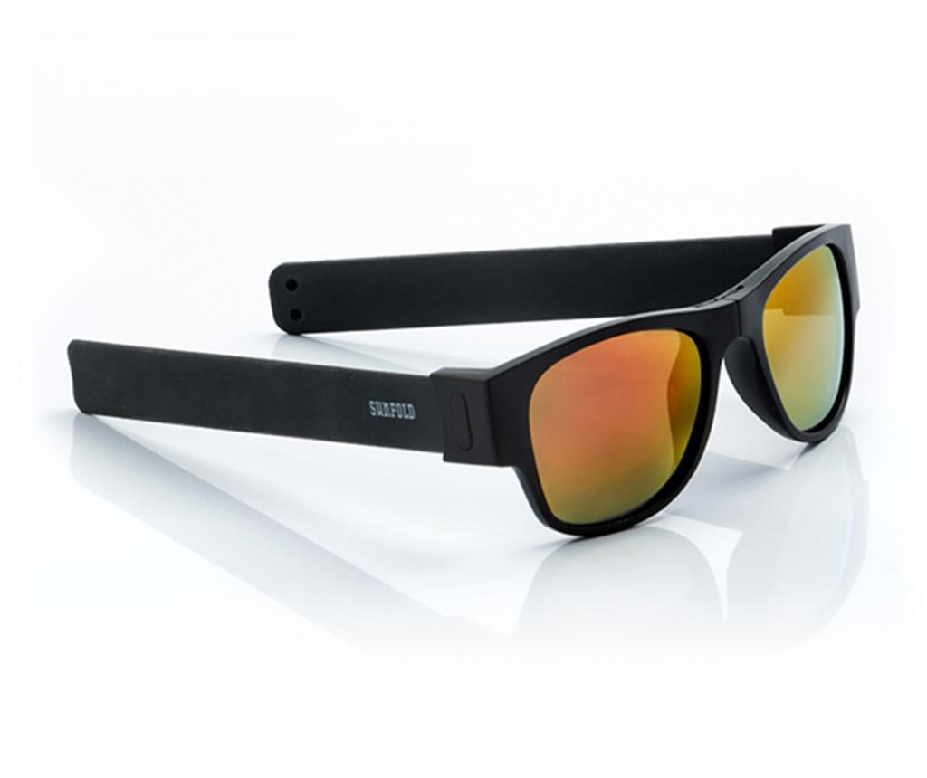 Ochelari de soare polarizati pliabili Sunfold Black