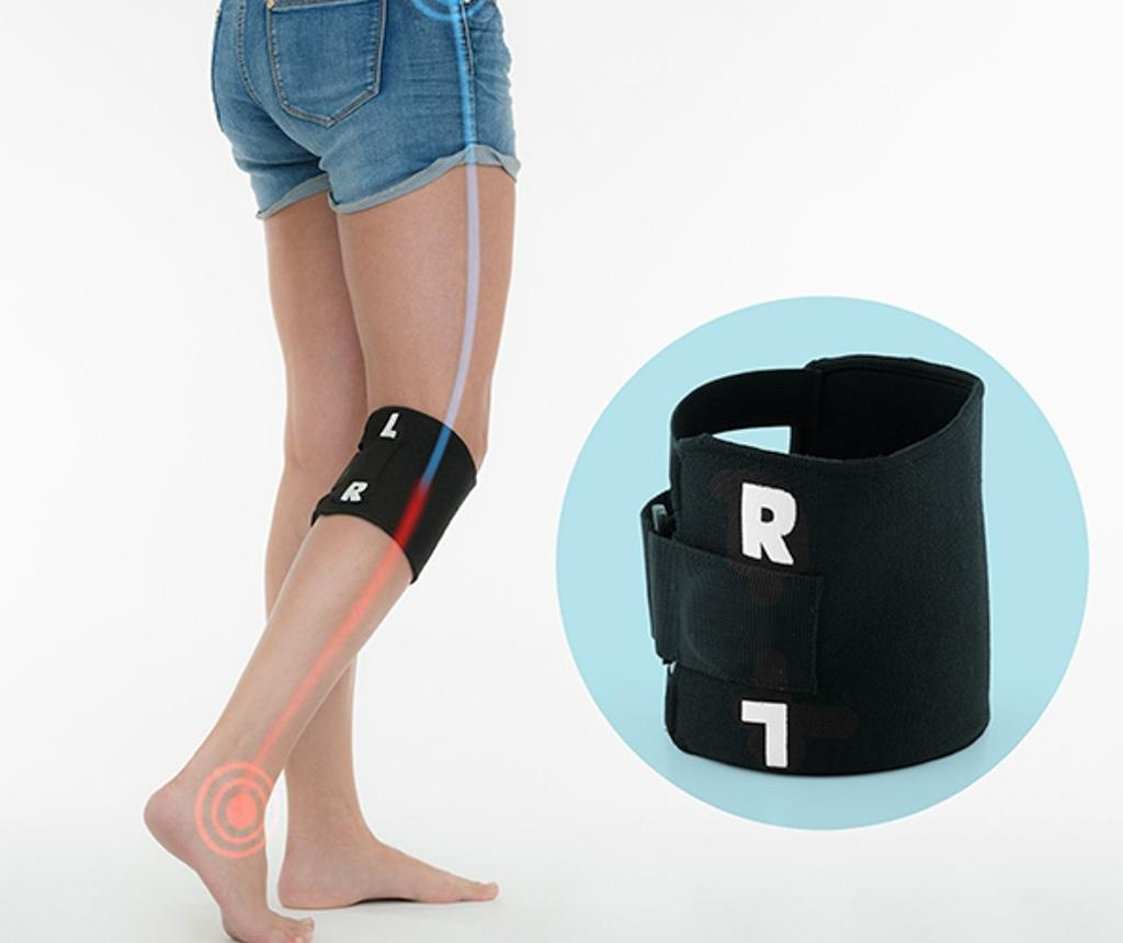 Acupressure Knee Kompressziós szalag