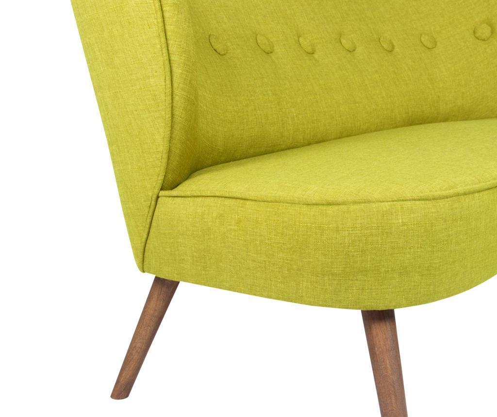Josephine Pistachio Green Kétszemélyes kanapé