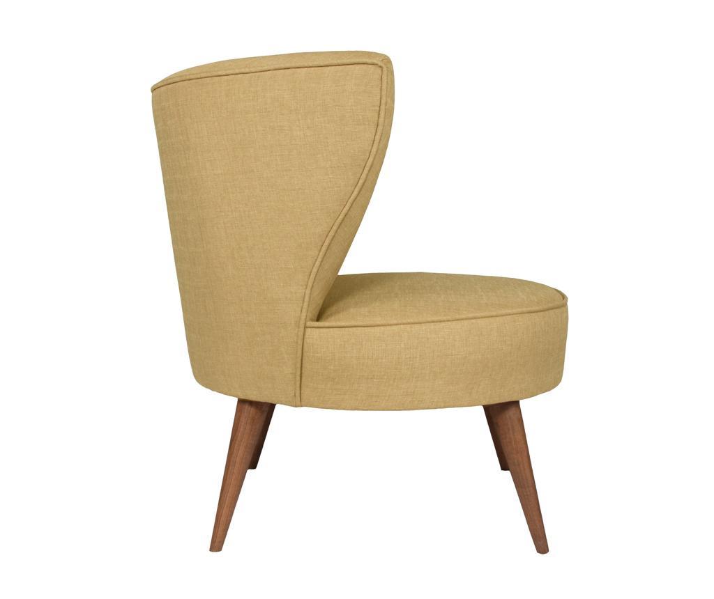Patrica Light Brown Fotel
