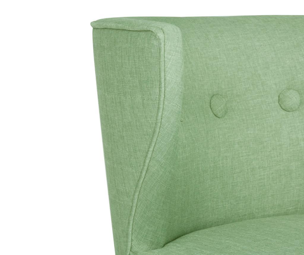 Patrica Petrol Green Fotel
