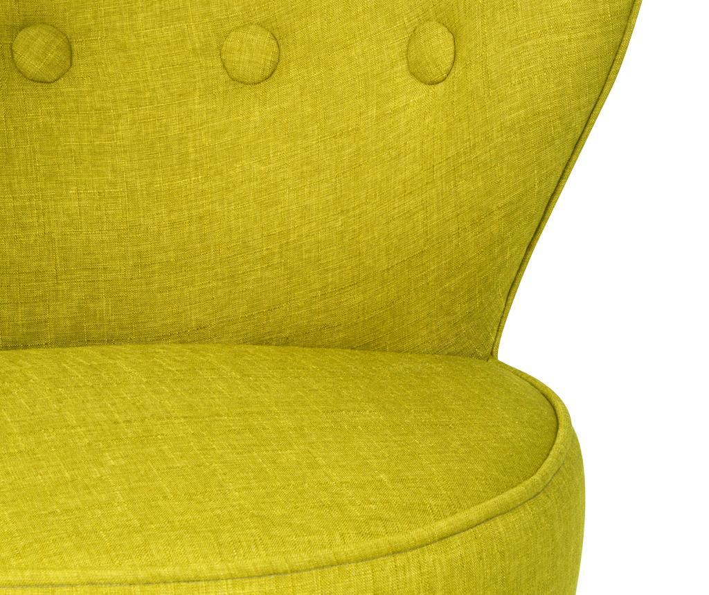 Patrica Pistachio Green Fotel