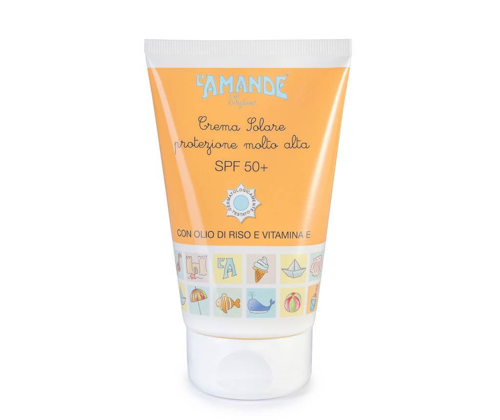 Lotiune de plaja L'Amande Enfant Solari 50+ 100 ml