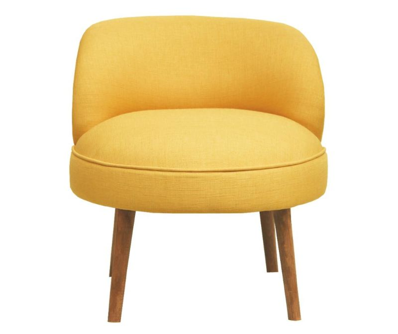 Fotelj Sonja Yellow