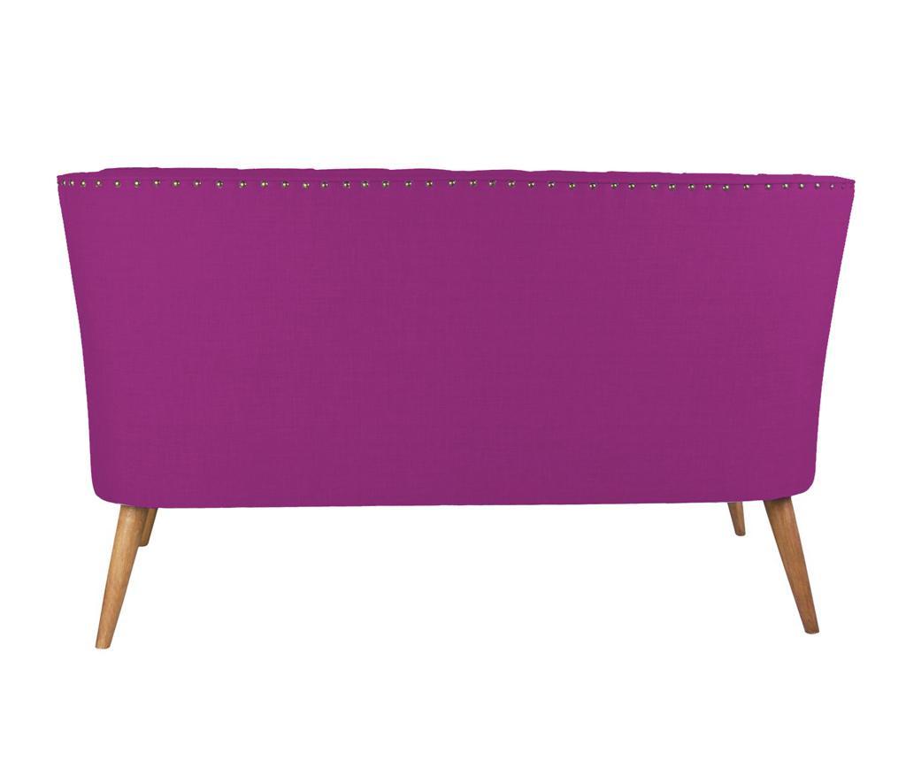 Canapea 2 locuri Penelope Purple