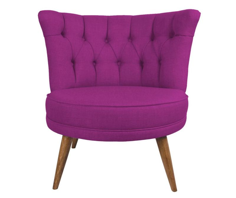 Fotelj Erick Purple