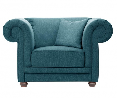 Křeslo Aubusson Turquoise