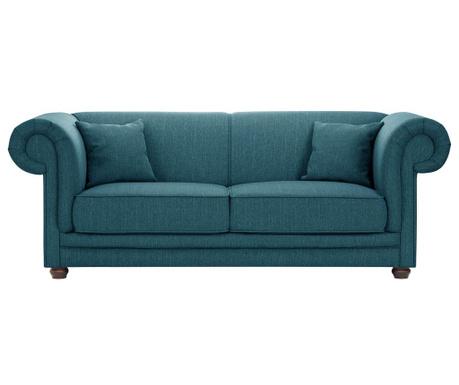 Třímístná pohovka Aubusson Turquoise