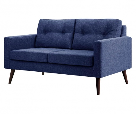Kauč dvosjed Beaver Navy Blue