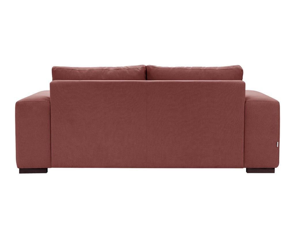 Canapea 3 locuri Caban Brick Red