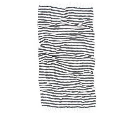 Кърпа за баня Pestemal Lines Brown 90x170 см