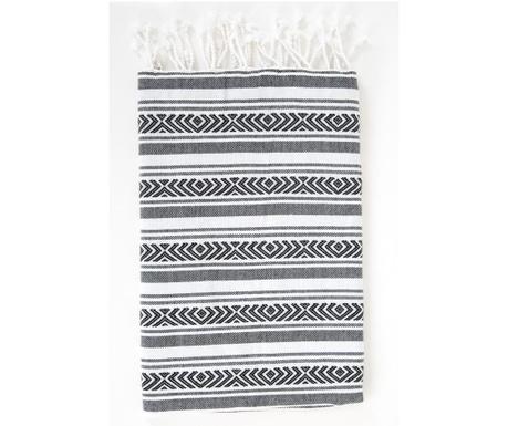 Кърпа за баня Pestemal Velovis Grey 90x170 см