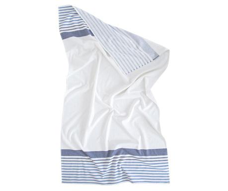 Кърпа за баня Sense Scarlet Navy 90x170 см