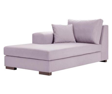 Lehátko do obýváku levostranné Caban Lilac