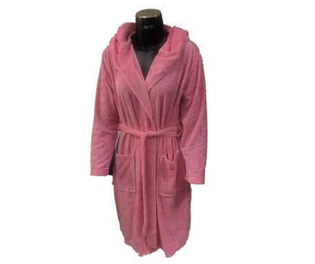 Дамски домашен халат Emilia Pink XL