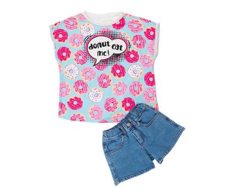Sada tričko a nohavice pre deti Donut
