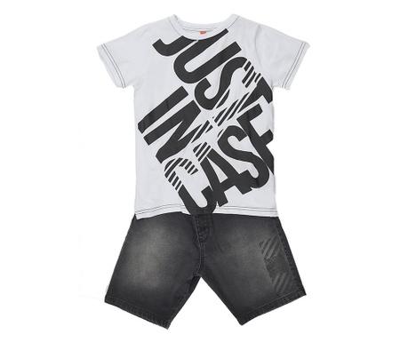 Sada tričko a nohavice pre deti Just in Case