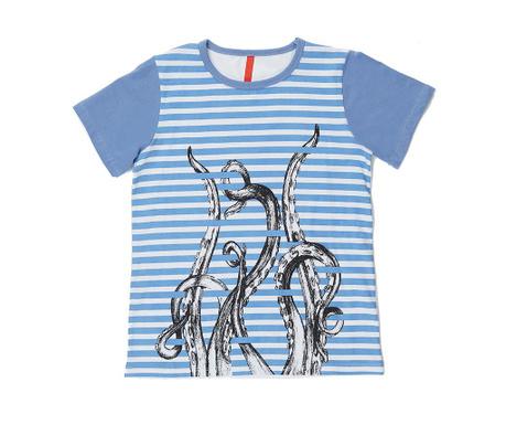 Detské tričko Octopus