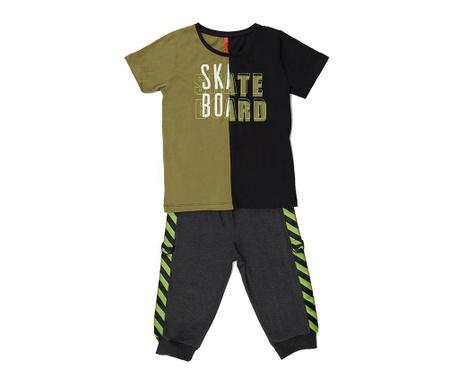 Skate Board Gyerek póló és nadrág