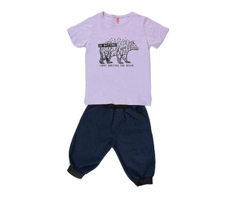 Sada tričko a nohavice pre deti In Nature