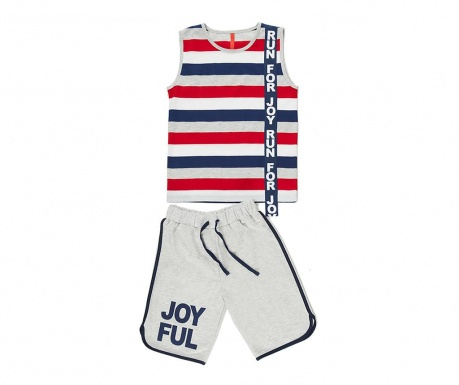 Sada detské tielko a nohavice Run for Joy