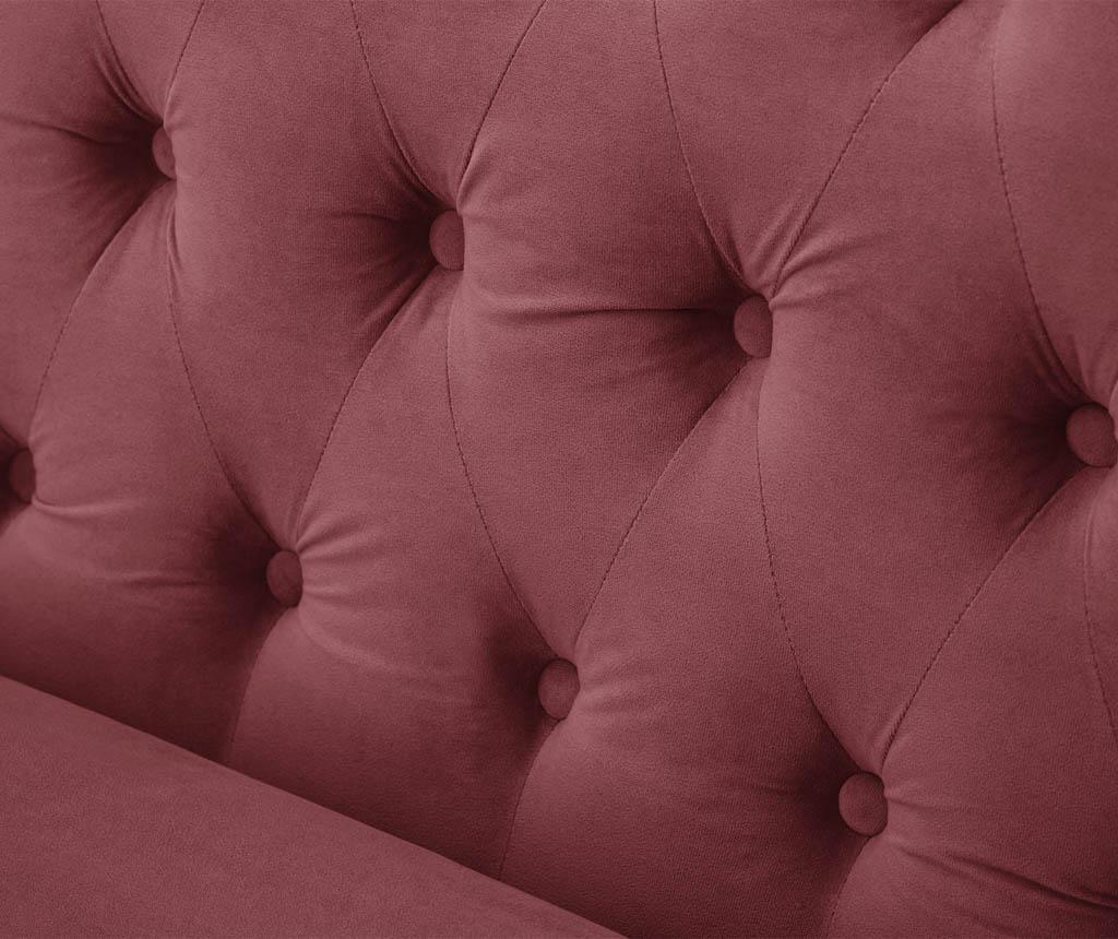 Fotoliu Flanelle Big Pink