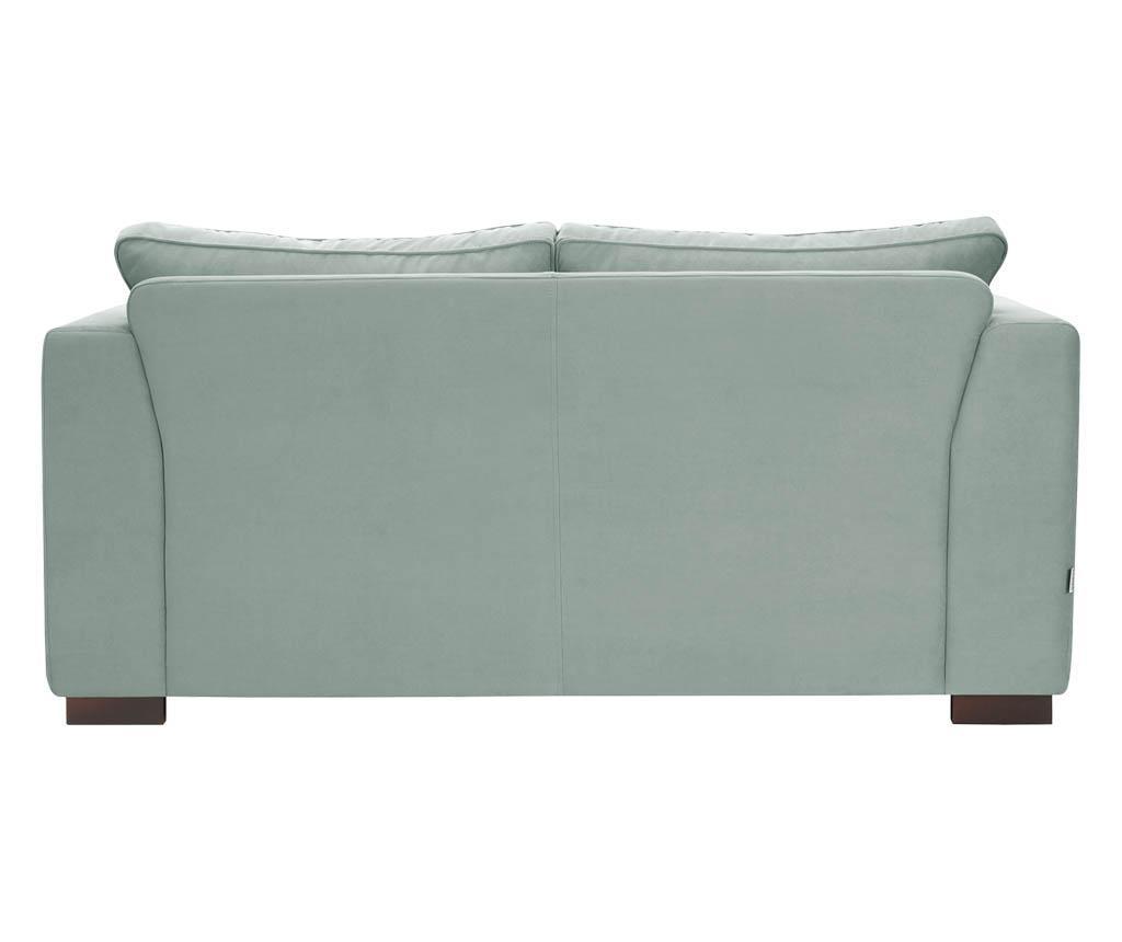Canapea 2 locuri Taffetas Blue