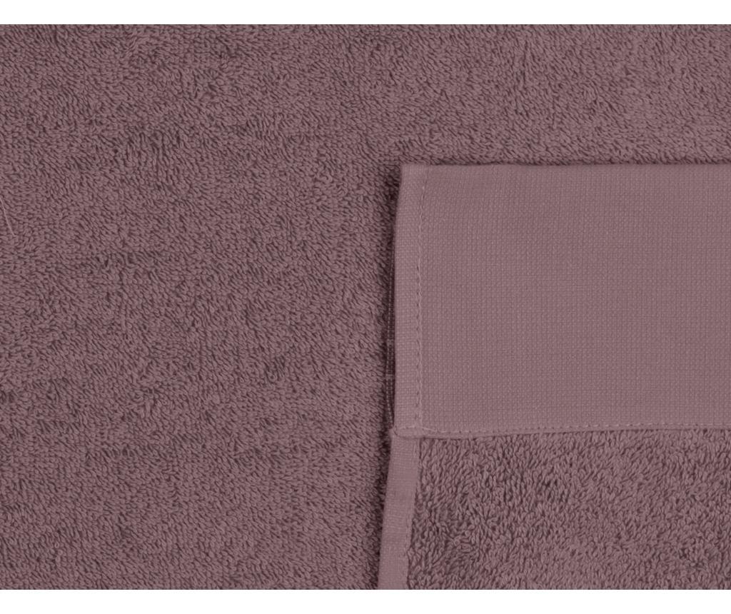 Sada 2 ručníků Life Tree Purple 50x90 cm
