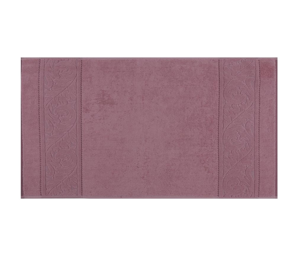 Sada 2 ručníků Sultan Rose 70x140 cm