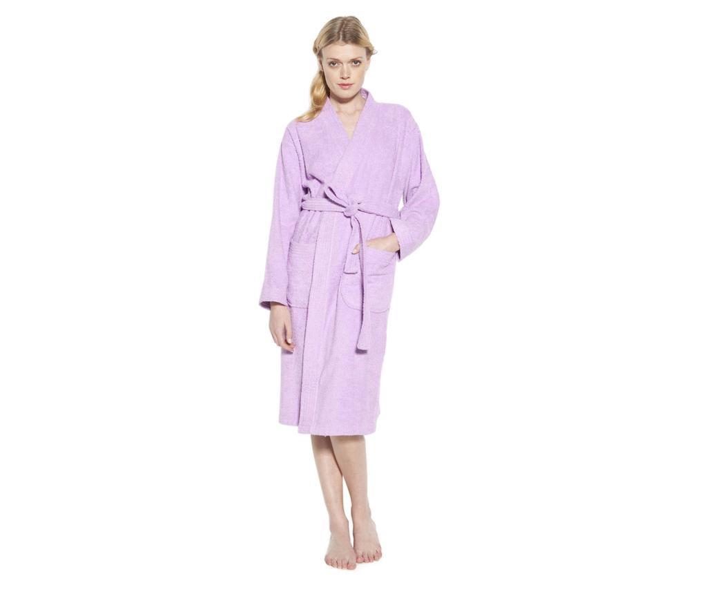 Halat de baie pentru femei Joy Lilac