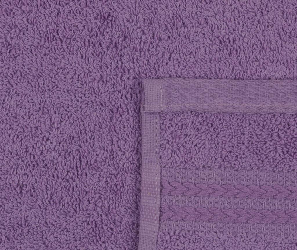 Ręcznik kąpielowy Rainbow Lilac 50x90 cm