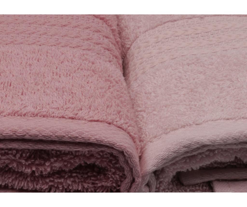 Set 4 kopalniških brisač Rainbow Dusty 50x90 cm