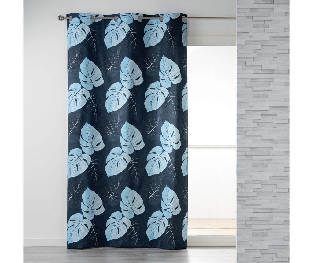 Завеса Leaf Blue 140x240 см
