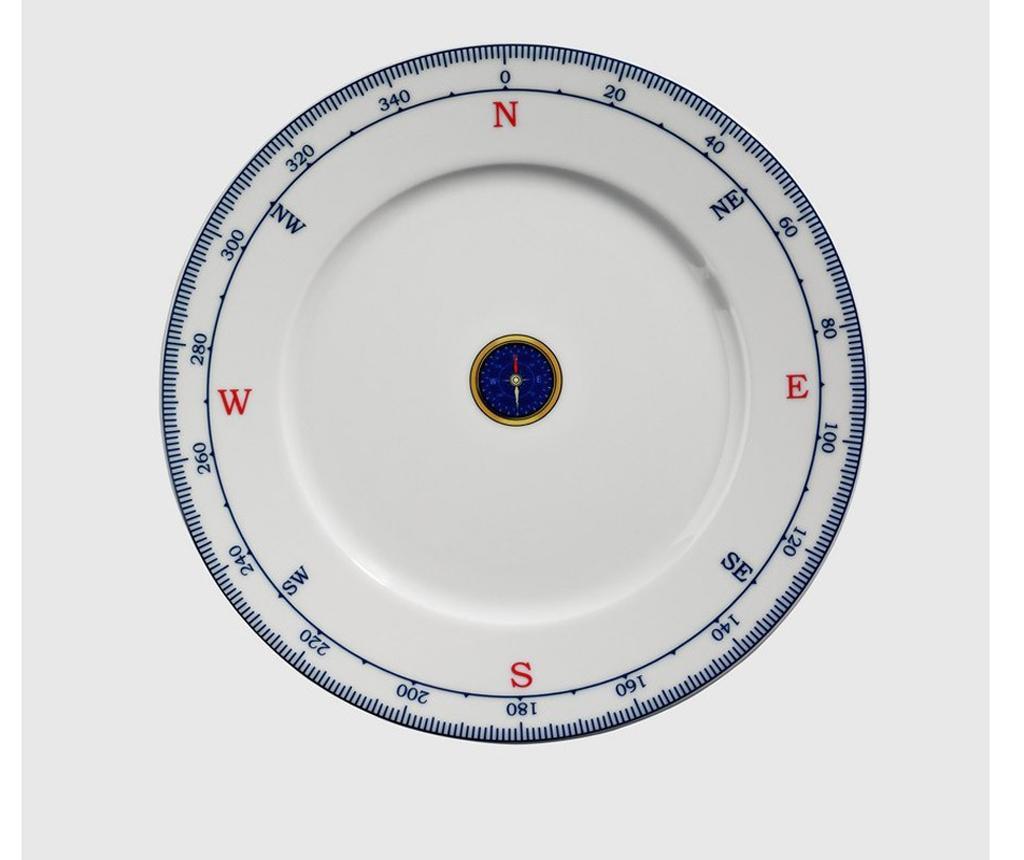Сервиз за хранене 24 части Dinner Claudette