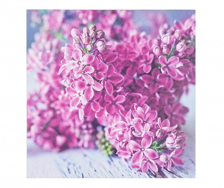 Obraz Rosa Lilac 40x40 cm