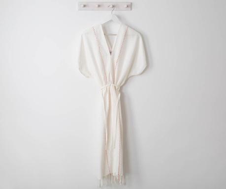 Ženska haljina za plažu New Meltem White Coral