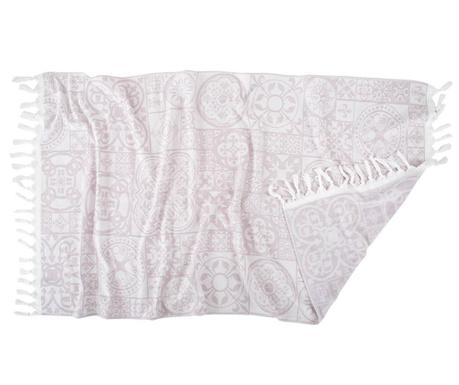Kopalniška brisača Odeon Lila 90x170 cm