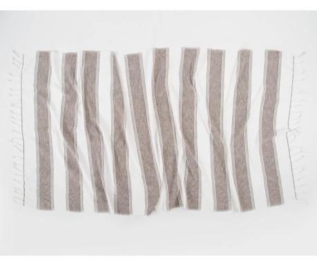 Peshtemal kopalna brisača Hazan Coffee 90x170 cm